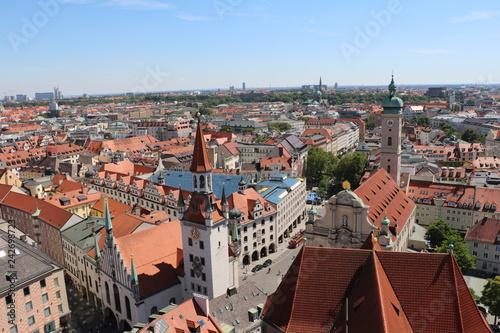 obraz PCV Munich City