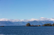 Islands and mountains