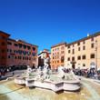 Quadro Italie / Rome - Piazza Navona