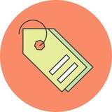 vector tags icon - 242772735