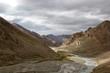 Leinwanddruck Bild - Himalayas
