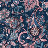 Paisley pattern - 242790549