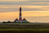 Leuchtturm Westerhever - 242814503