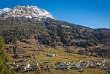 Fototapeta Do pokoju - Scenari di montagna © quinty76
