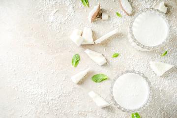Vegan coconut milk
