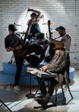 Musical Quartet