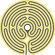 Hilton, turf maze, GB, variant 2