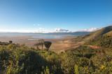 Fototapeta Sawanna - Ngorongoro Conservation Area Tanzania © hachiko