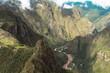 Urubamba river valley