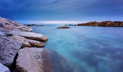 mer bleu © mongyto