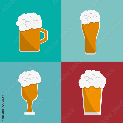Beer product design