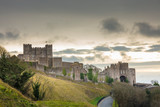 Dover Castle in England's southeastern county of Kent, United Kingdom - 243025172