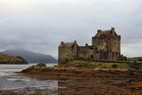 Eilean Donan Castle on Loch Alsh, Scottish Highlands - 243032164