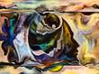 Leinwandbild Motiv Elegance of Living Canvas