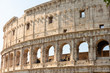 Quadro Das Kolosseum in Rom