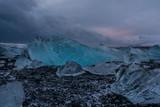 Islandia. Laguna Jokulsarlon