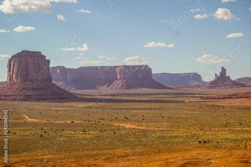 Poster Monument Valley, Arizona-Utah