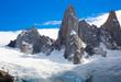 Leinwanddruck Bild - Los Glaciares National Park