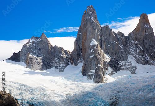 Leinwanddruck Bild Los Glaciares National Park