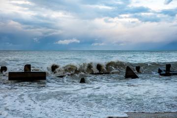 Ressourçante vagues © dalvik