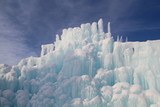 Ice Wall, William Hawrelak Park, Edmonton, Alberta