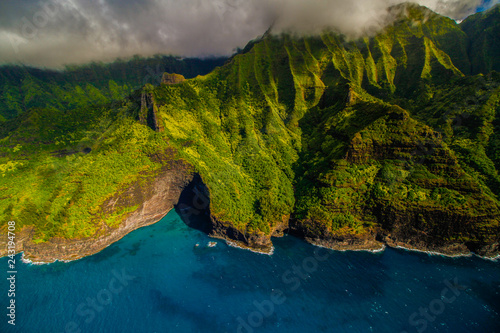 Na Pali Coast Hawaii - 243194708