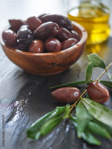 Foto Murales Marinated olives