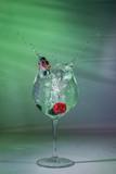 Macro Splash Photography with Fruit