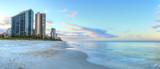 Sunrise over North Gulf Shore Beach along the coastline - 243225122