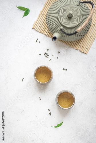 Foto Murales Green Tea