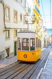 リスボンのケーブルカー