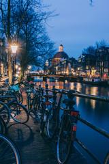 Amsterdam, pays bas © Laura