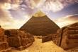 pyramids of giza egypt cairo
