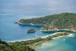 Beautiful lagoon and resort in Oludeniz