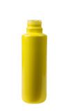 Yellow acrylic paint - 243350396