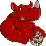 rhino gamer gracz