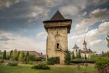 Romania,Humor Monastery,2017,Tower of Vasile Lupu - 243410580