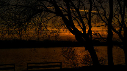 Sunset 1 © John