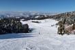 日本�スキーリゾート�ウィンタース�ーツを楽�む人
