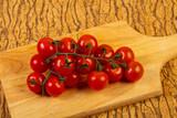 Ripe tomato branch - 243448113