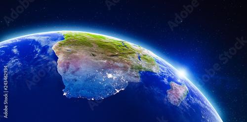 Africa and Madagascar