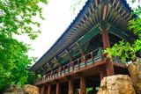 한국의 문화유산 동양 문화 풍경 백그라운드