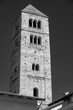 Susa, Piedmont, Italy: historic cathedral