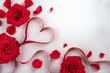 Quadro Festive concept for Valentines day.