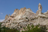 cappadocia at home in the mountains