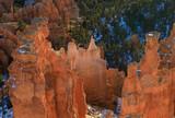 Winter in Bryce Canyon Utah