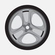 icon wheel, tire, repair, help