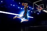 Man basketball player - 243539380