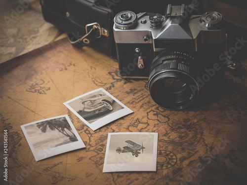 Vintage Kamera