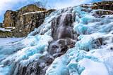 Cascate di ghiaccio - Valle Stura-Cuneo